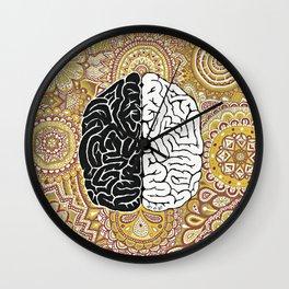 Big Brain ! Wall Clock