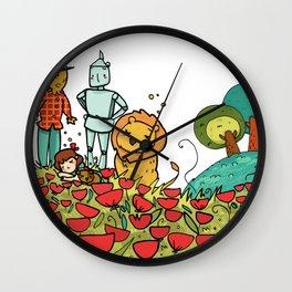 Il mago di Oz, Wizard 02 Wall Clock