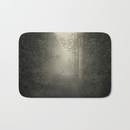 Forgotten alley Bath Mat