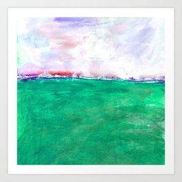 Journey No.600r by Kathy Morton Stanion Art Print