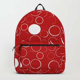 Circles Galore I Backpack