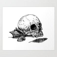 Life Once Lived Art Print