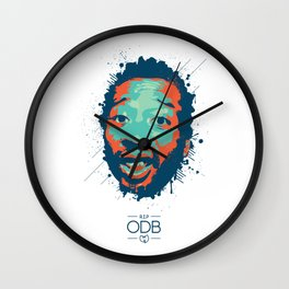 ODB Tribute Wall Clock