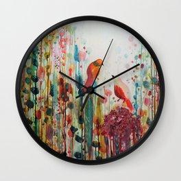 la romance Wall Clock