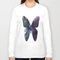 coconut wishes Long Sleeve T-shirts featuring Coconut Tree by Sarah Maurer