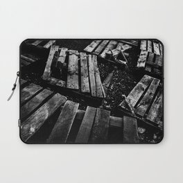 Crumbled Laptop Sleeve