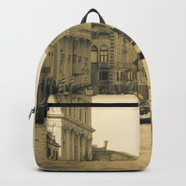 Venice, Grand Canal 5 Backpack