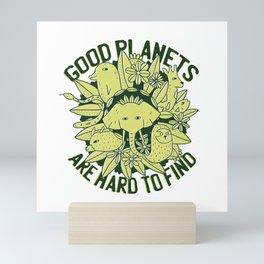 SAVE OUR SURF LOVE Mini Art Print