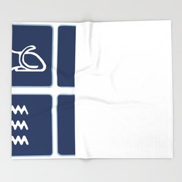 Only Connect Throw Blanket
