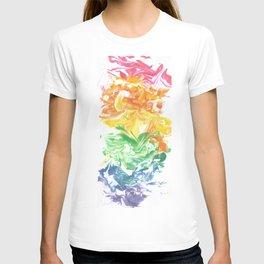 Rainbow Splat T-shirt