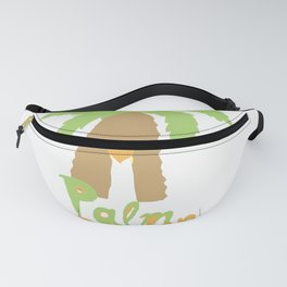 Palm Reader Fanny Pack