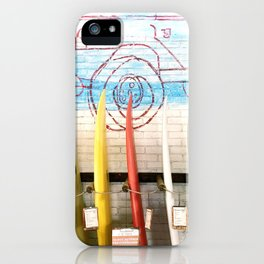 Bali surfboards iPhone Case