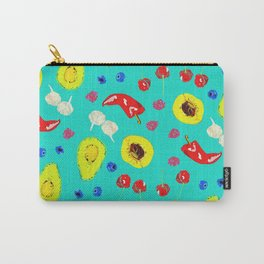 Food Medley Carry-All Pouch