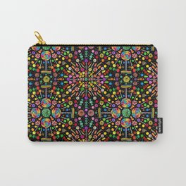 Candy Kaleidoscope Carry-All Pouch