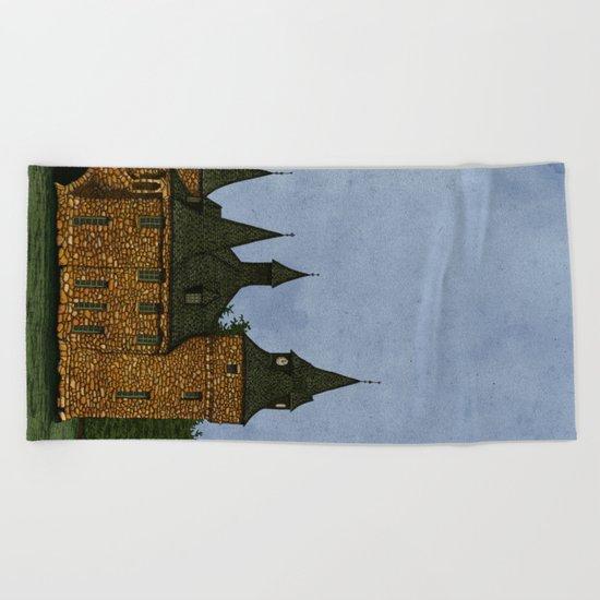Jethro's Castle Beach Towel