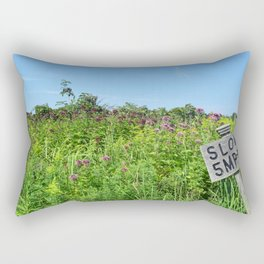 Take it Easy Rectangular Pillow
