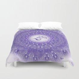 Sahasrara Mandala  Duvet Cover