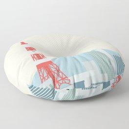 Tokyo Floor Pillow