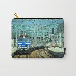Gdansk wrzeszcz train station Carry-All Pouch