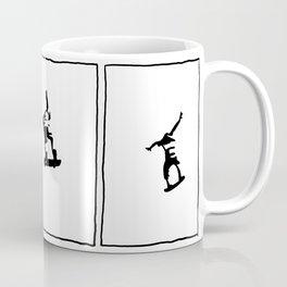 3 skate Coffee Mug