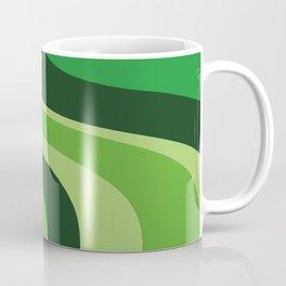 70's Green Vibe Coffee Mug