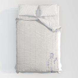 Baloon Boy Comforters