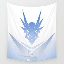 Back to Zero | Digimon Adventure V-Tamer 01 Wall Tapestry