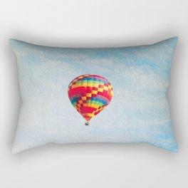 Up UP and Away Rectangular Pillow