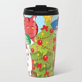Ernest | Winter Holidays Travel Mug