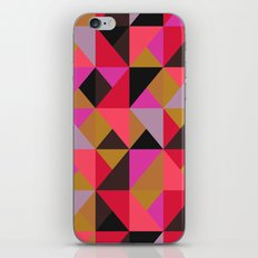 colour + pattern 19 iPhone Skin