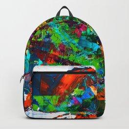 Andromeda Cutting Board Backpack