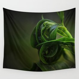 All Wound Up Wall Tapestry