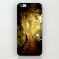 fairytale iPhone & iPod Skins featuring Fairytale by Nev3r