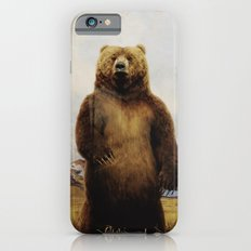 Beary Scared Slim Case iPhone 6s