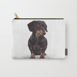 Dog-Dachshund Carry-All Pouch