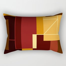 Refra-MixB02 Rectangular Pillow