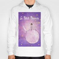 le petit prince Hoodies featuring Le Petit Prince by Josh Abraham