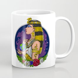 Egyptian Queen Cleopatra Coffee Mug