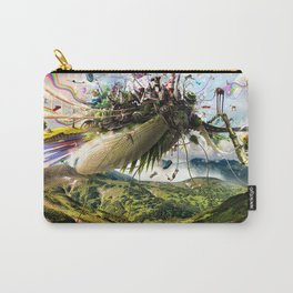 Fleeing Creativity (surreal) Carry-All Pouch