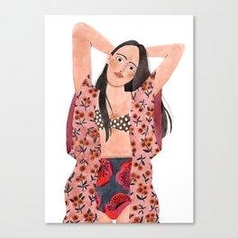 Berta Canvas Print