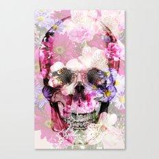 Skull 2.0 Canvas Print