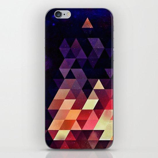 Th'tymplll iPhone Skin