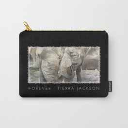 Forever by Tierra Jackson Carry-All Pouch