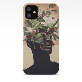 Birds are my Real Origin iPhone Case