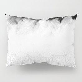 Christmas Geometric Pattern Pillow Sham