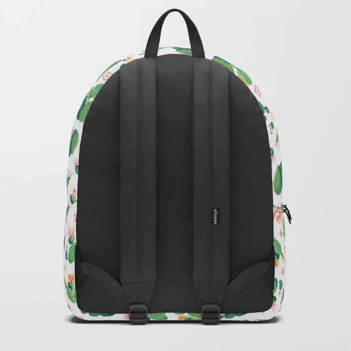 Cactus pattern II Backpack