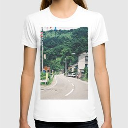 Japanese Countryside T-shirt