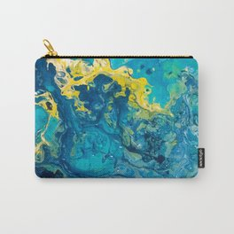 Waves from Space Carry-All Pouch