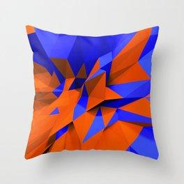 SPIKE I Throw Pillow