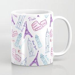 Travel Dream Coffee Mug